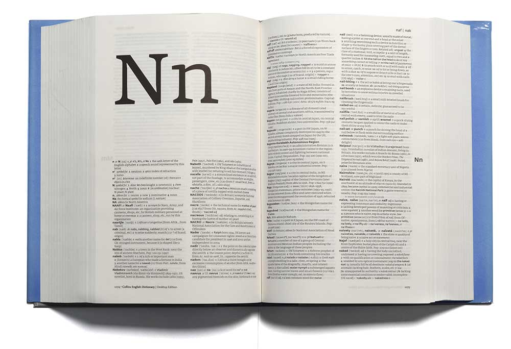 HarperCollins dictionary1000
