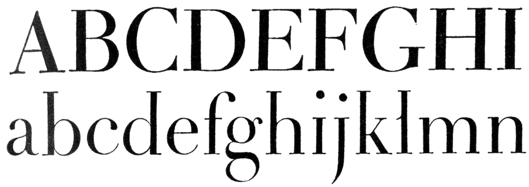 Didot, IMpremirie Nationale, 36pt