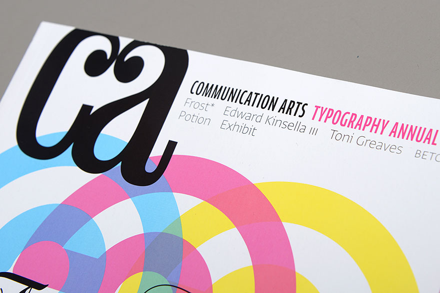 Communication Arts & Greta Sans