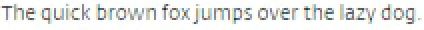 DirectWrite rendering of an hinted font (Fedra Sans Screen), at 10 ppem, magnified to 200%